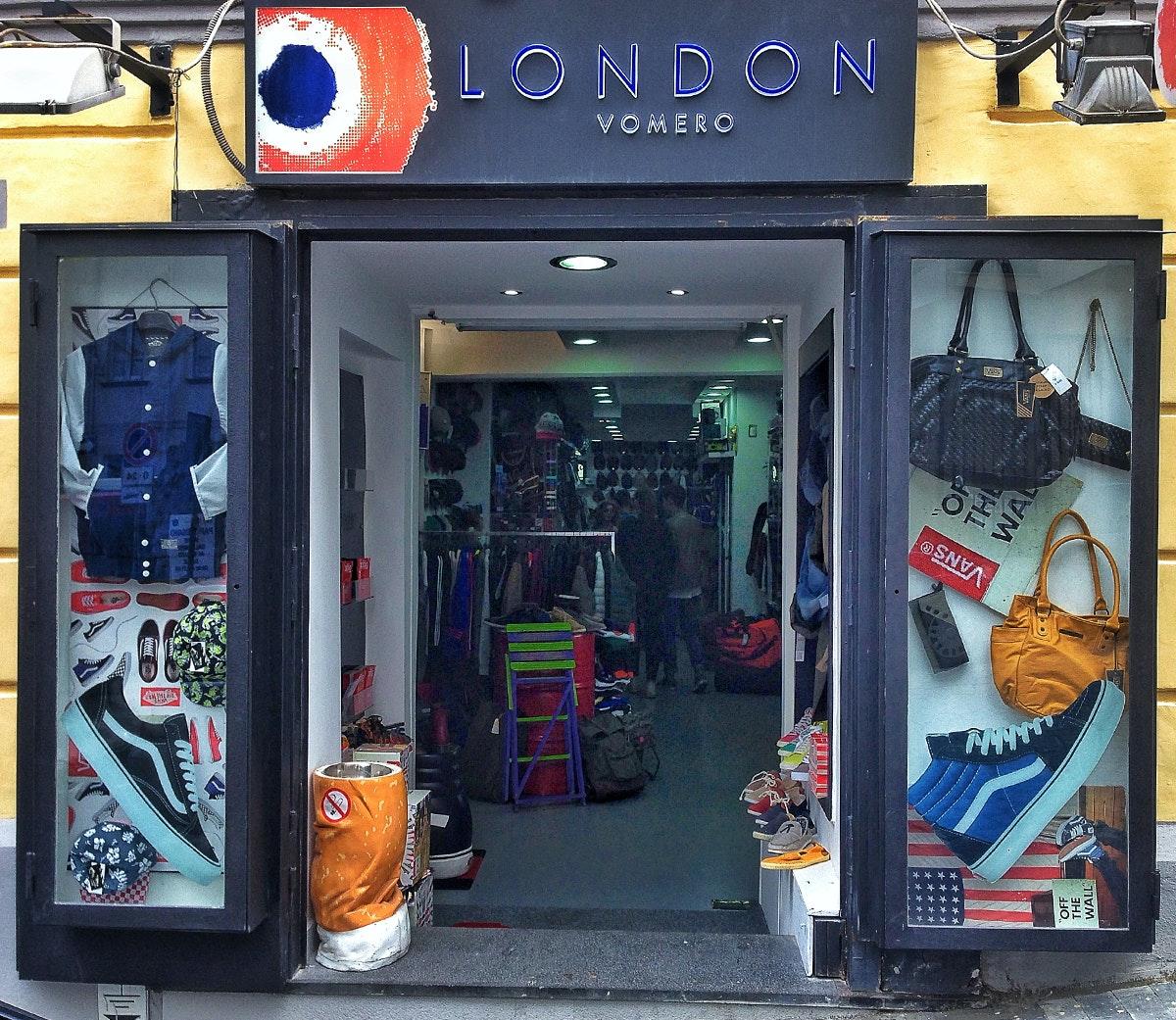 London Vomero