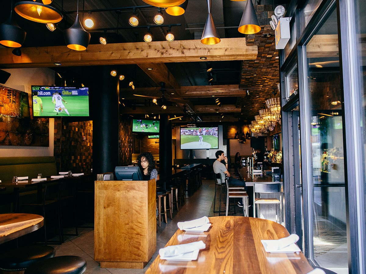 Grey Bar & Restaurant