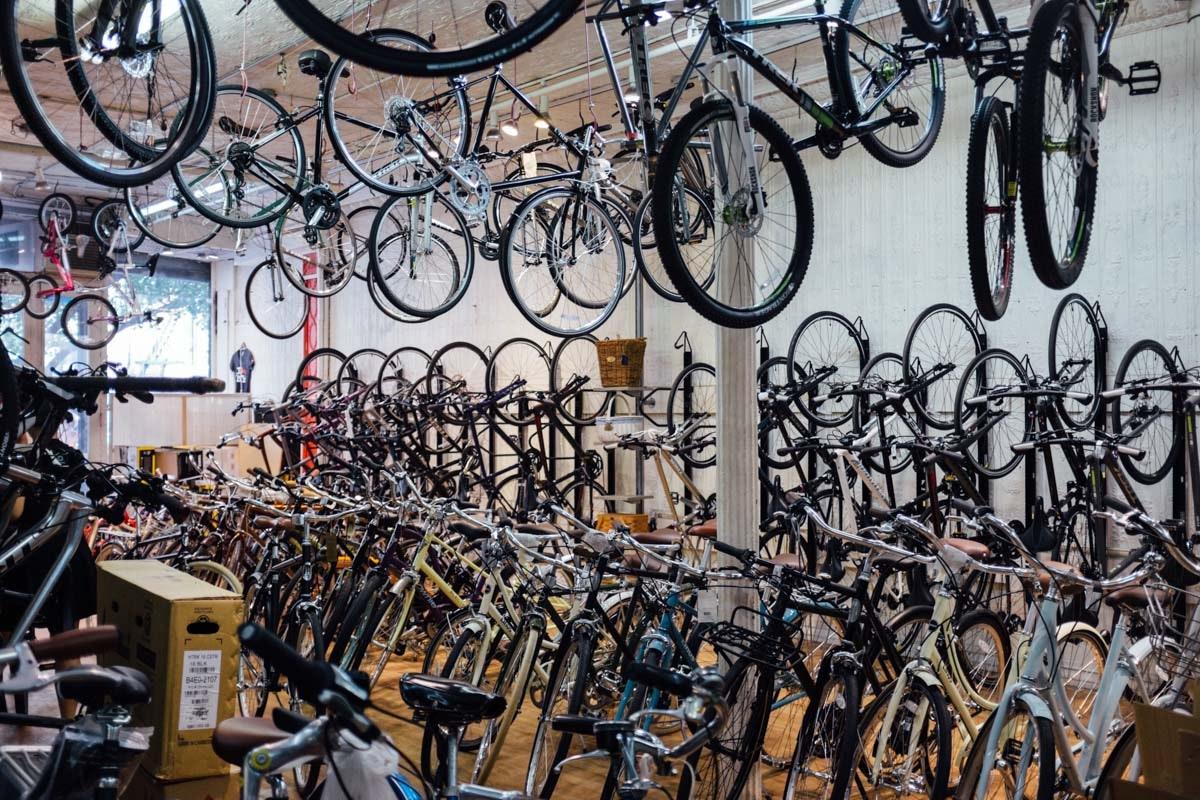 Bicycle Habitat
