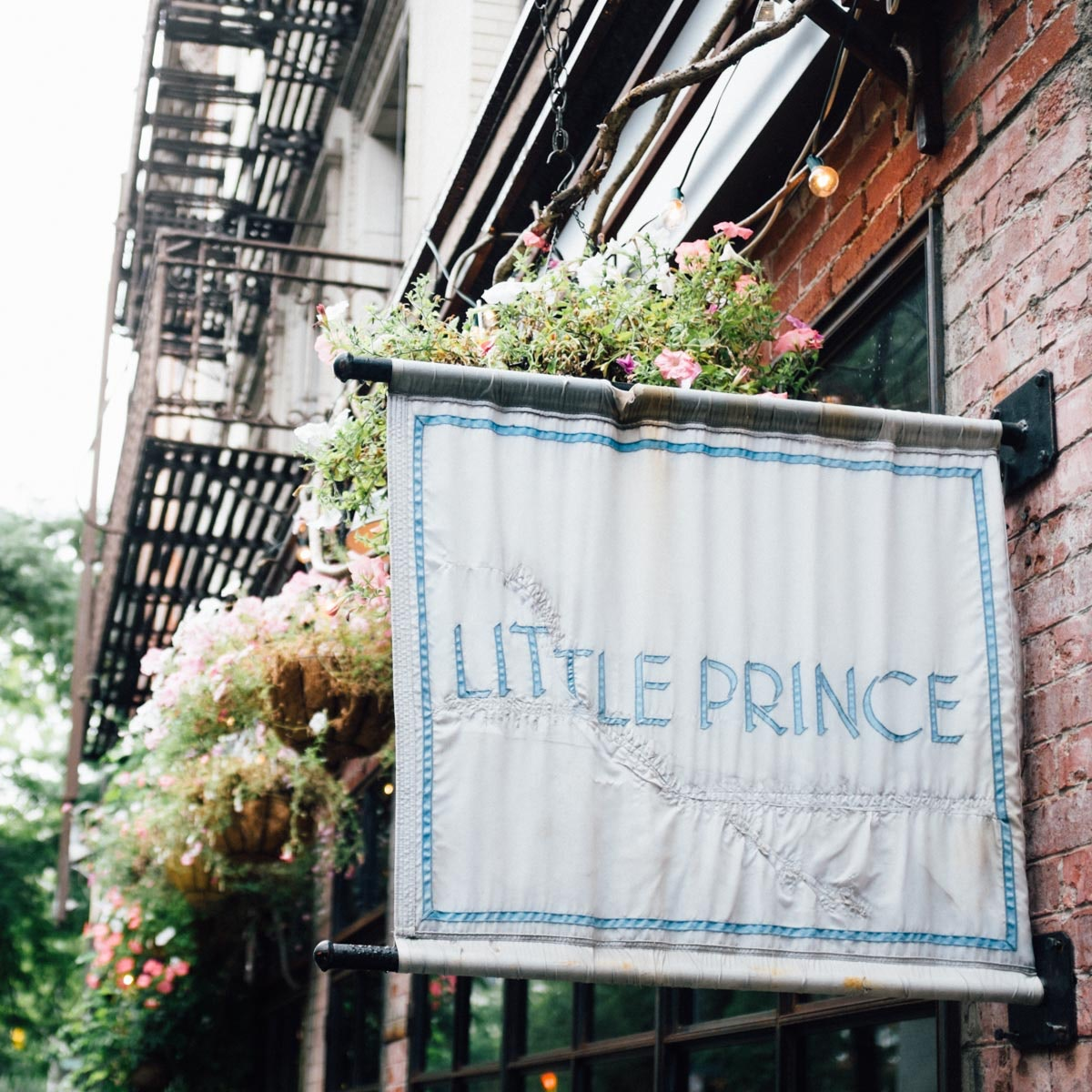 Little Prince New York on the grid : little prince