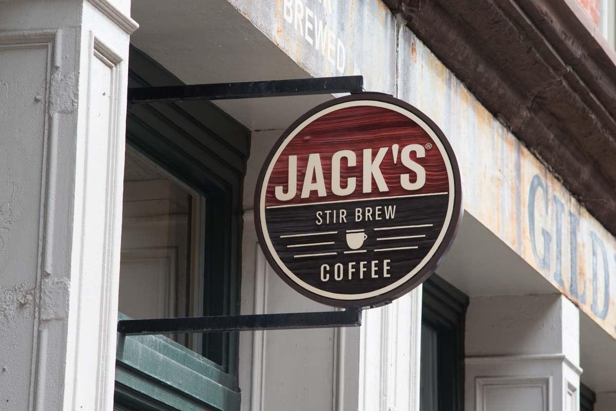 Jacks Stir Brew