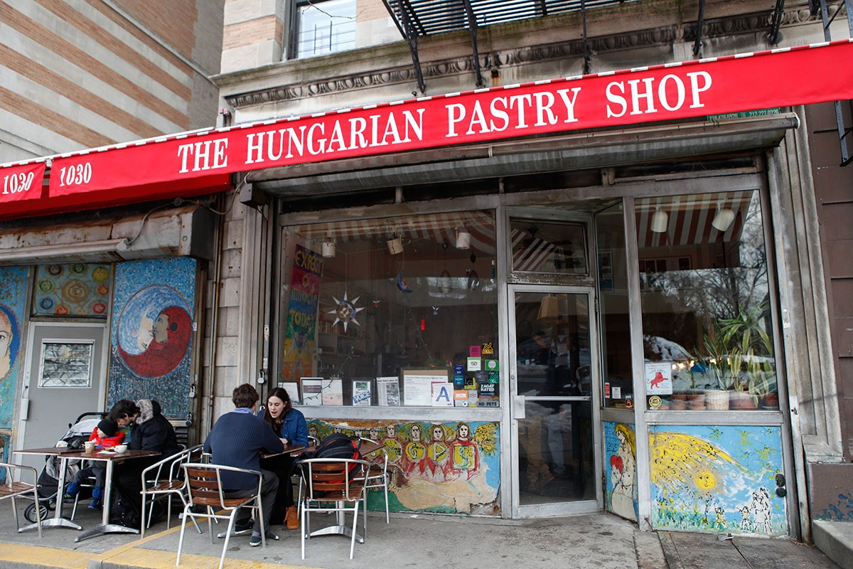 The Hungarian Pastry Shop