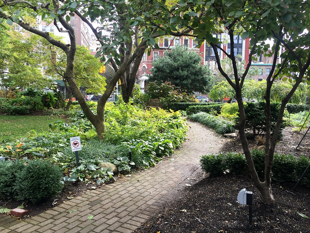 Jefferson Market Garden & Library