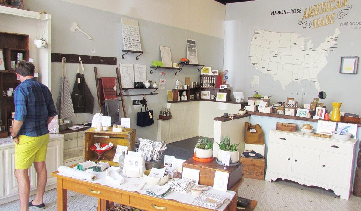 Marion & Rose's Workshop