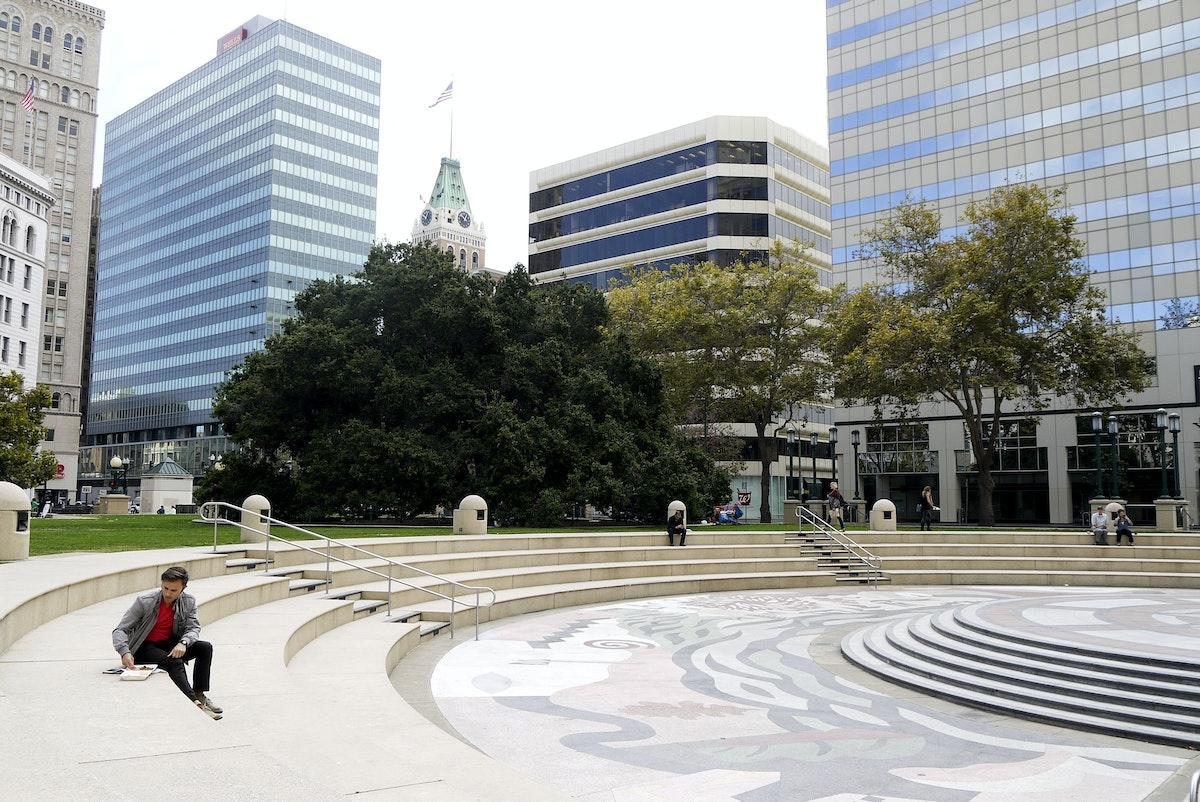 Frank Ogawa Plaza