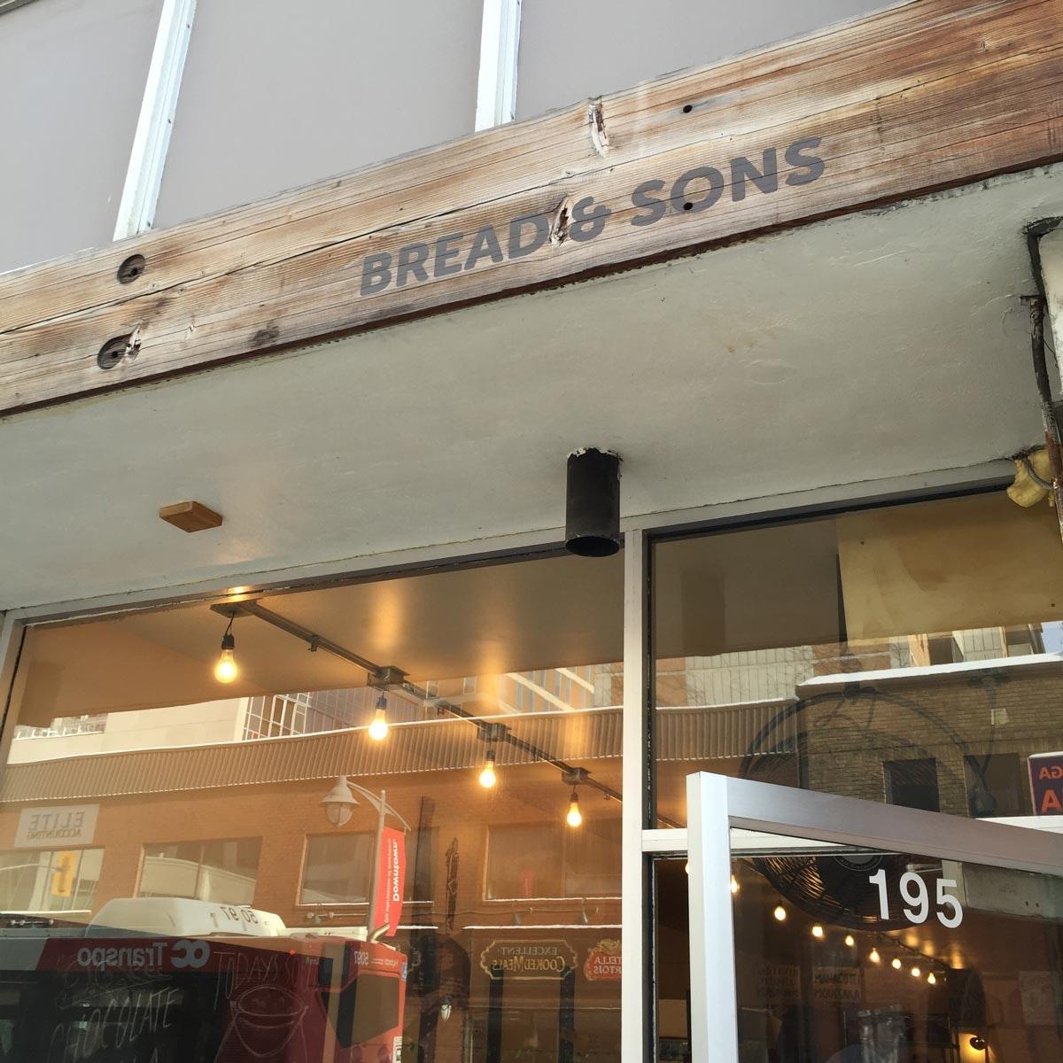 Bread & Sons Bakery