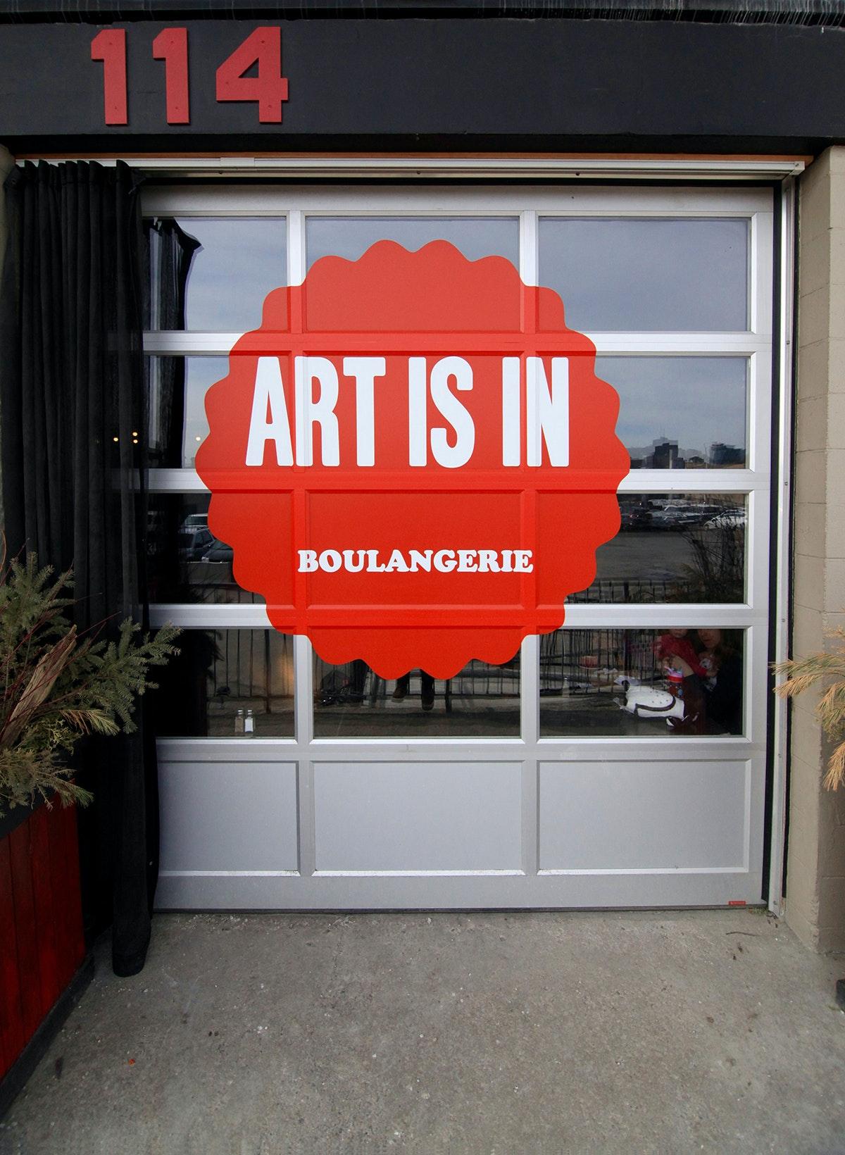 Art-Is-In Bakery