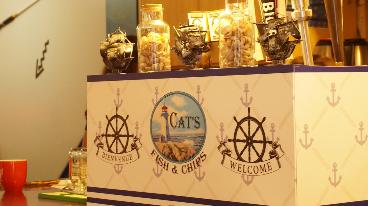 Cat's Fish and Chips