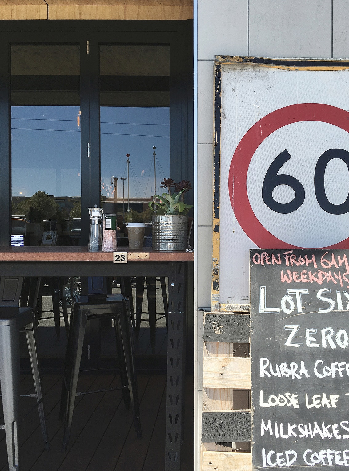 Lot Six Zero