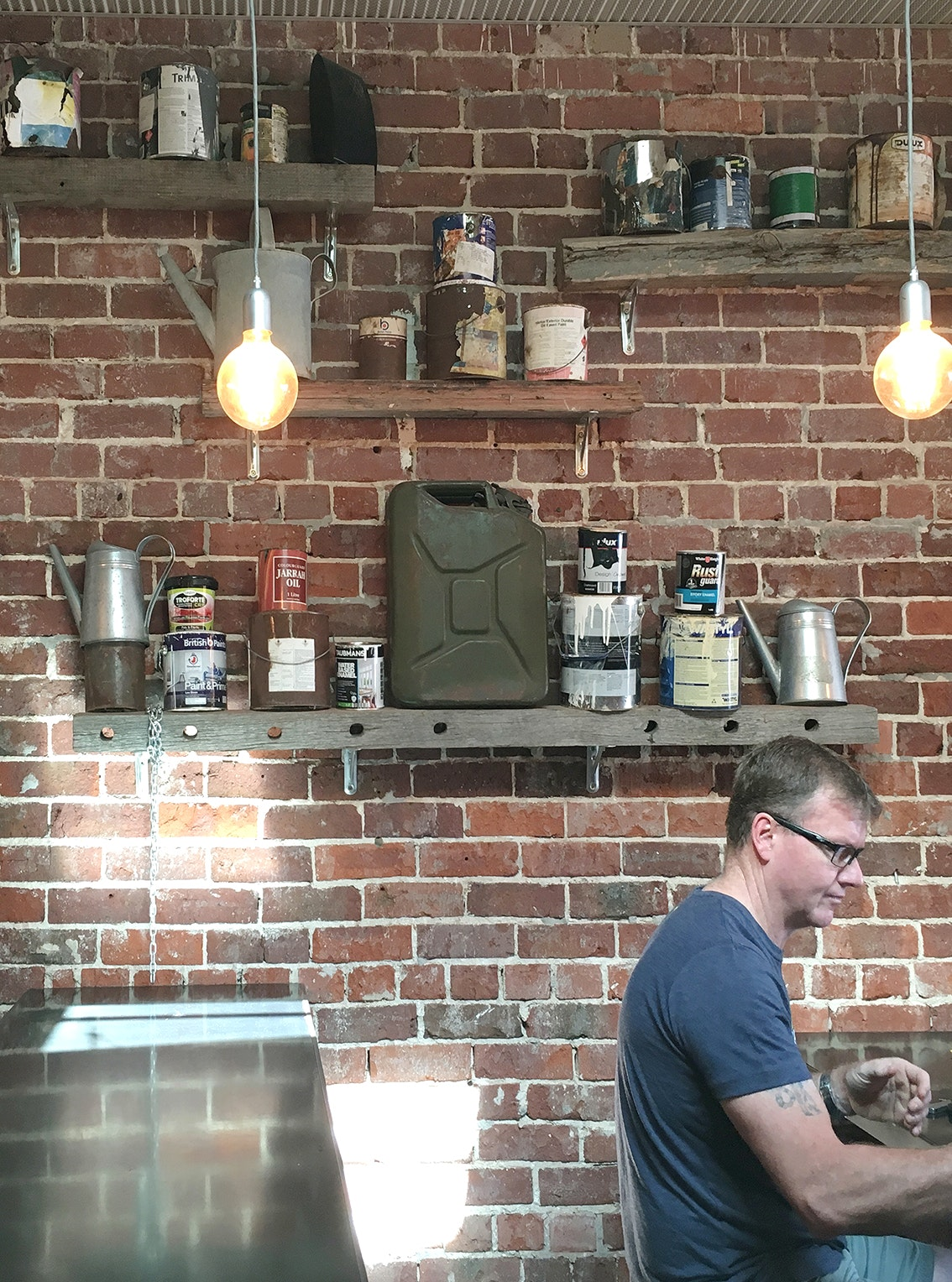 The Hardware Store Cafe
