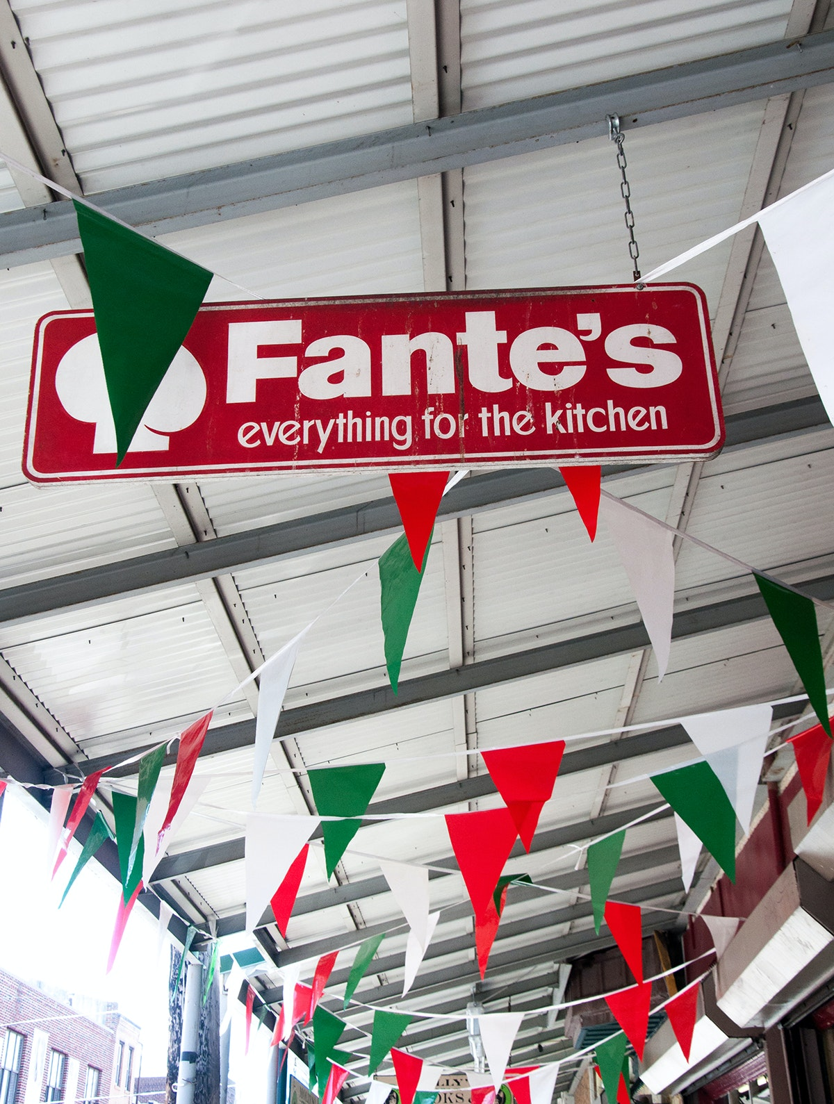 Fantes Kitchen Shop