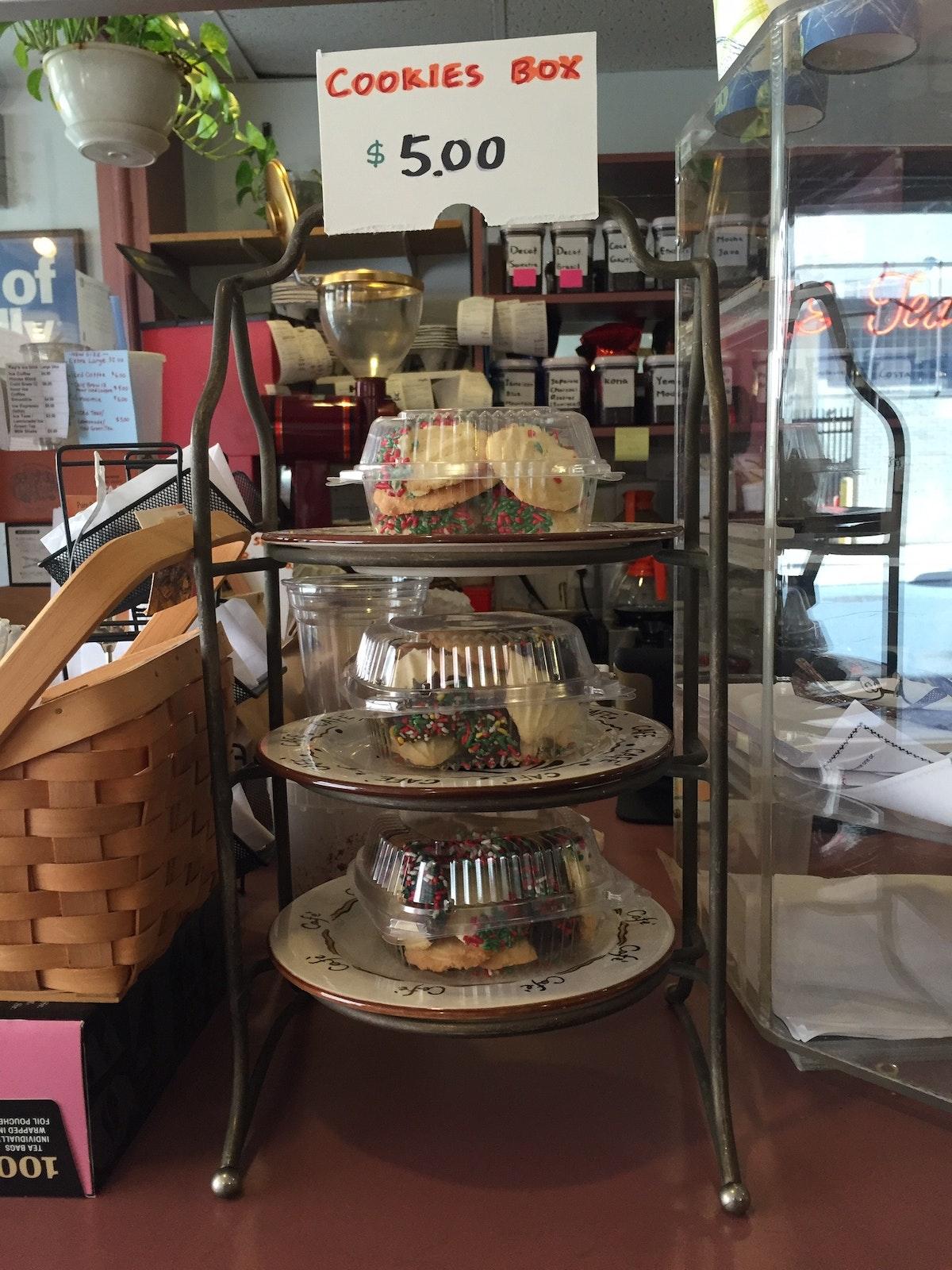 Rays' Café & Tea House
