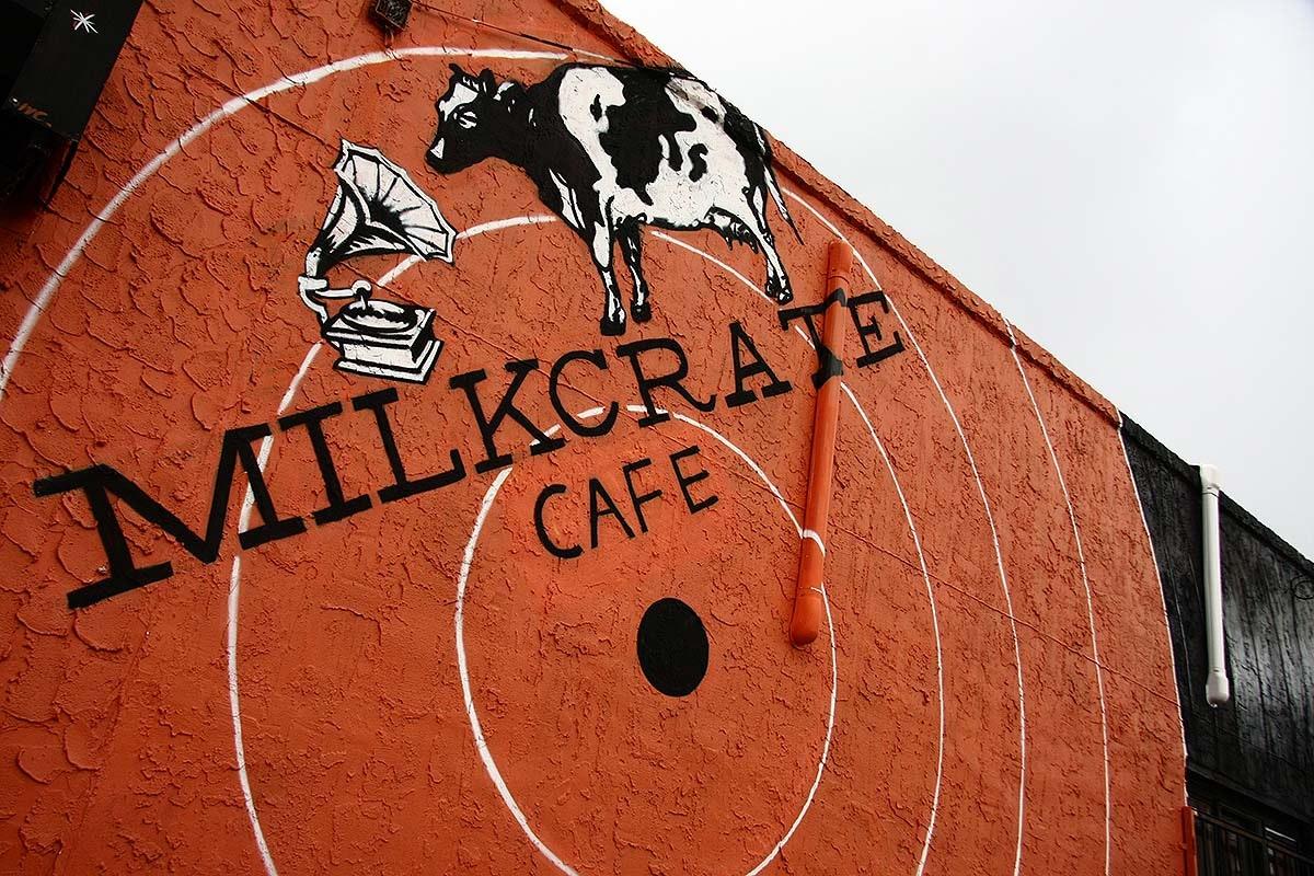 Milk Crate Café