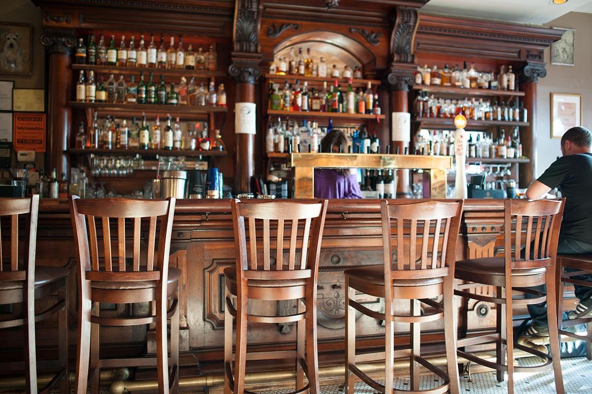 Bourbon & Branch