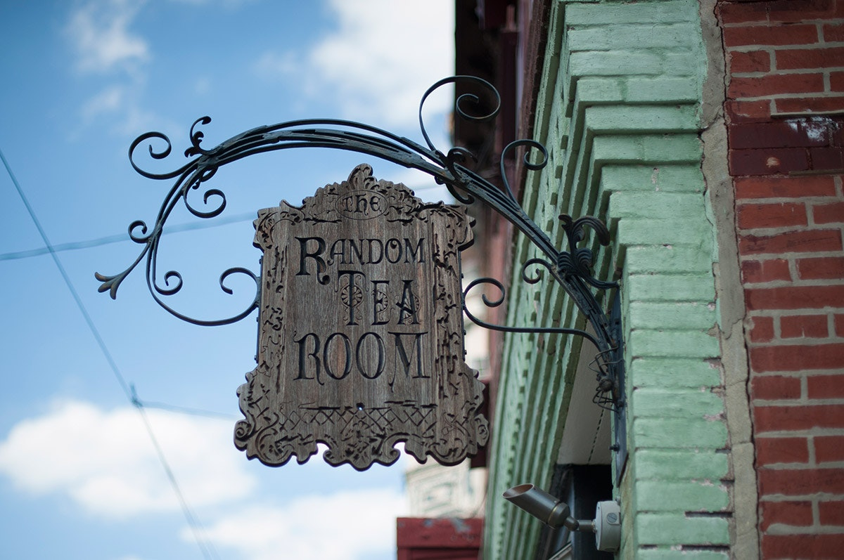 The Random Tea Room & Curiosity Shop