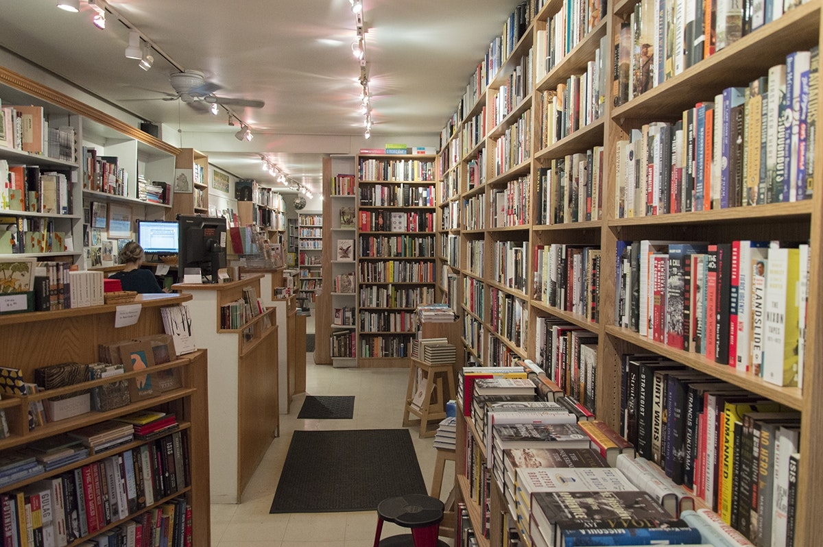 Joseph Fox Bookstore