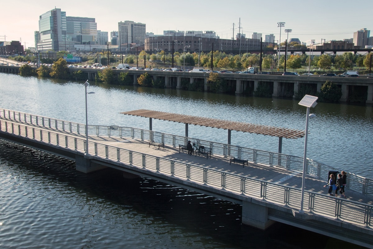 Schuylkill River Park and Boardwalk