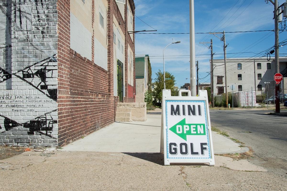 Keystone Mini Golf & Arcade