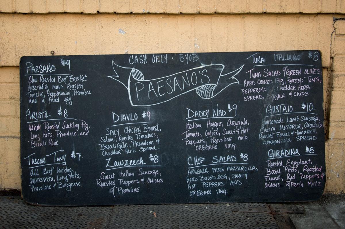 Paesano's