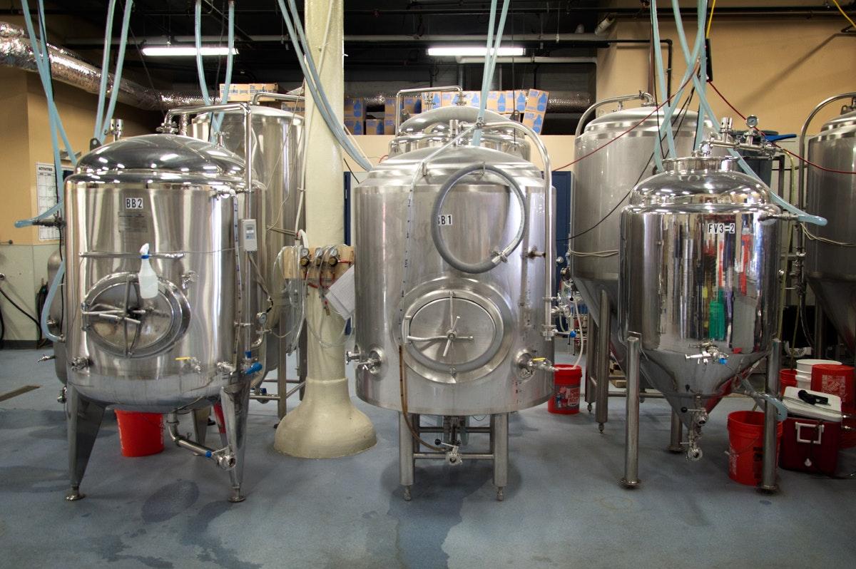 St. Benjamin Brewing Company