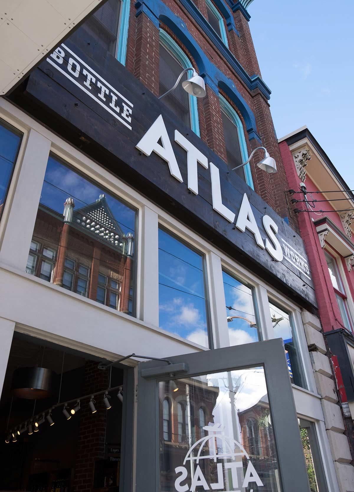 Atlas Bottle Works