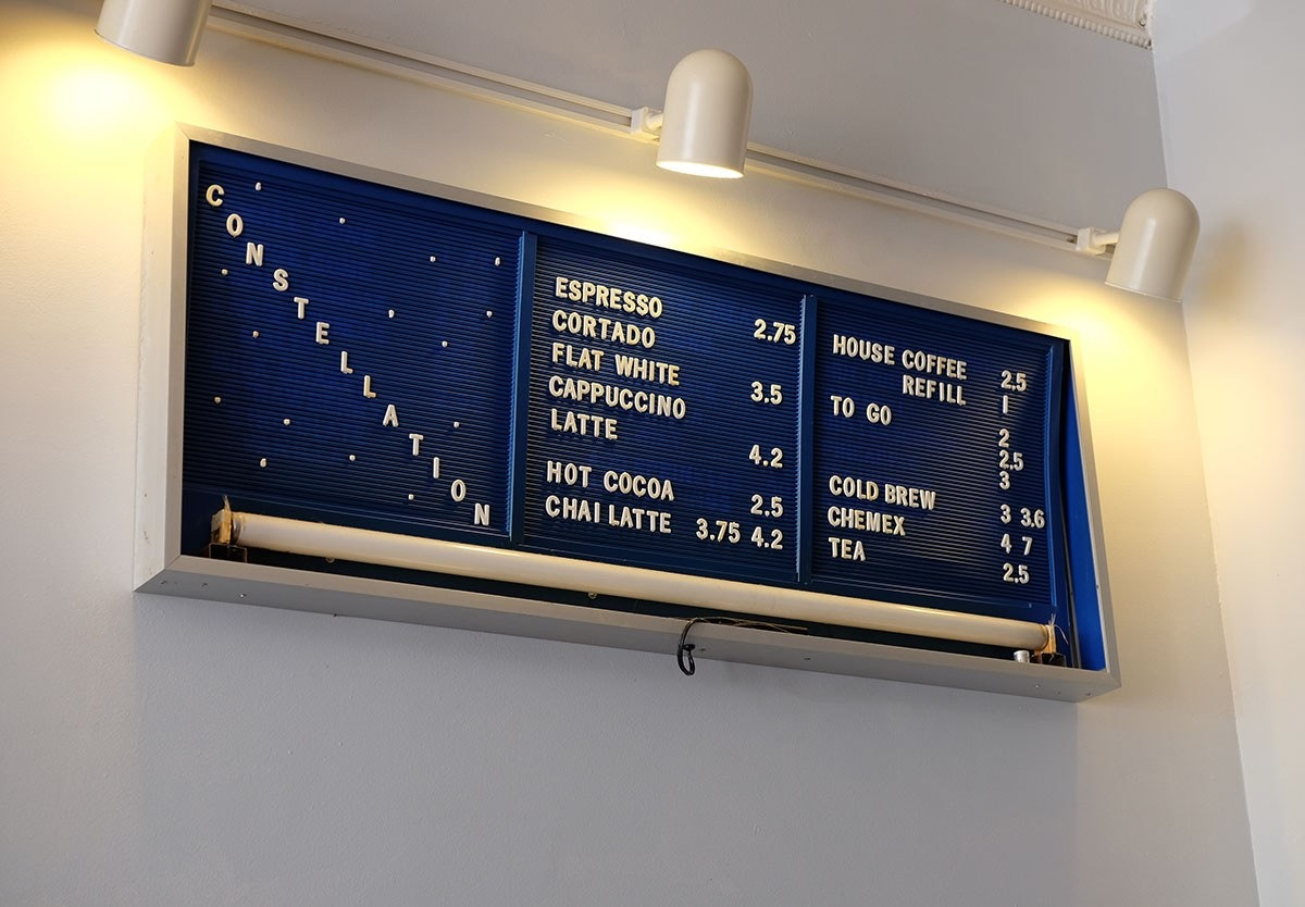 Constellation Coffee