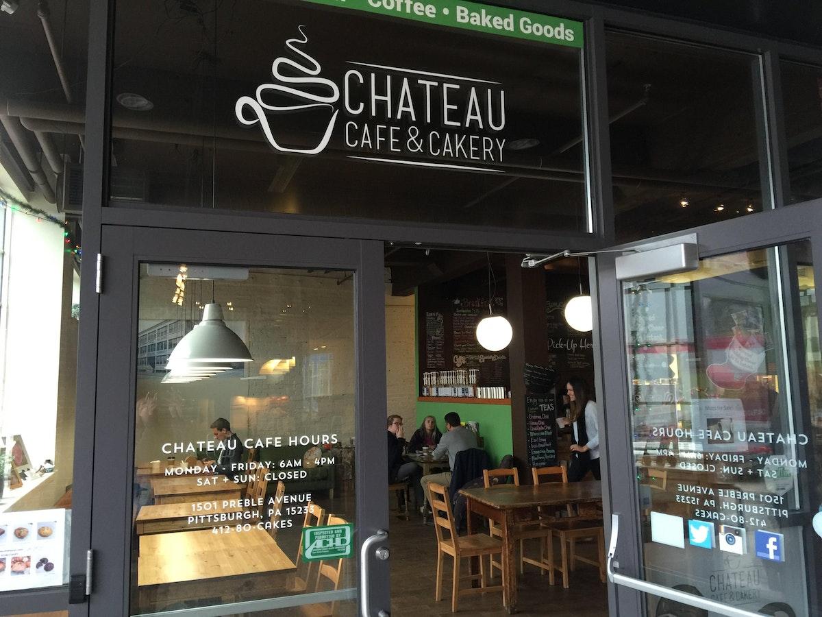 Chateau Cafe & Cakery