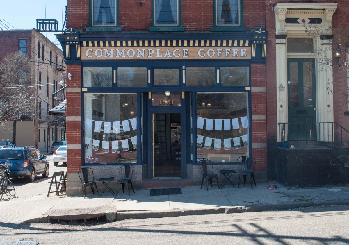 Commonplace  Coffeehouse & Roastery