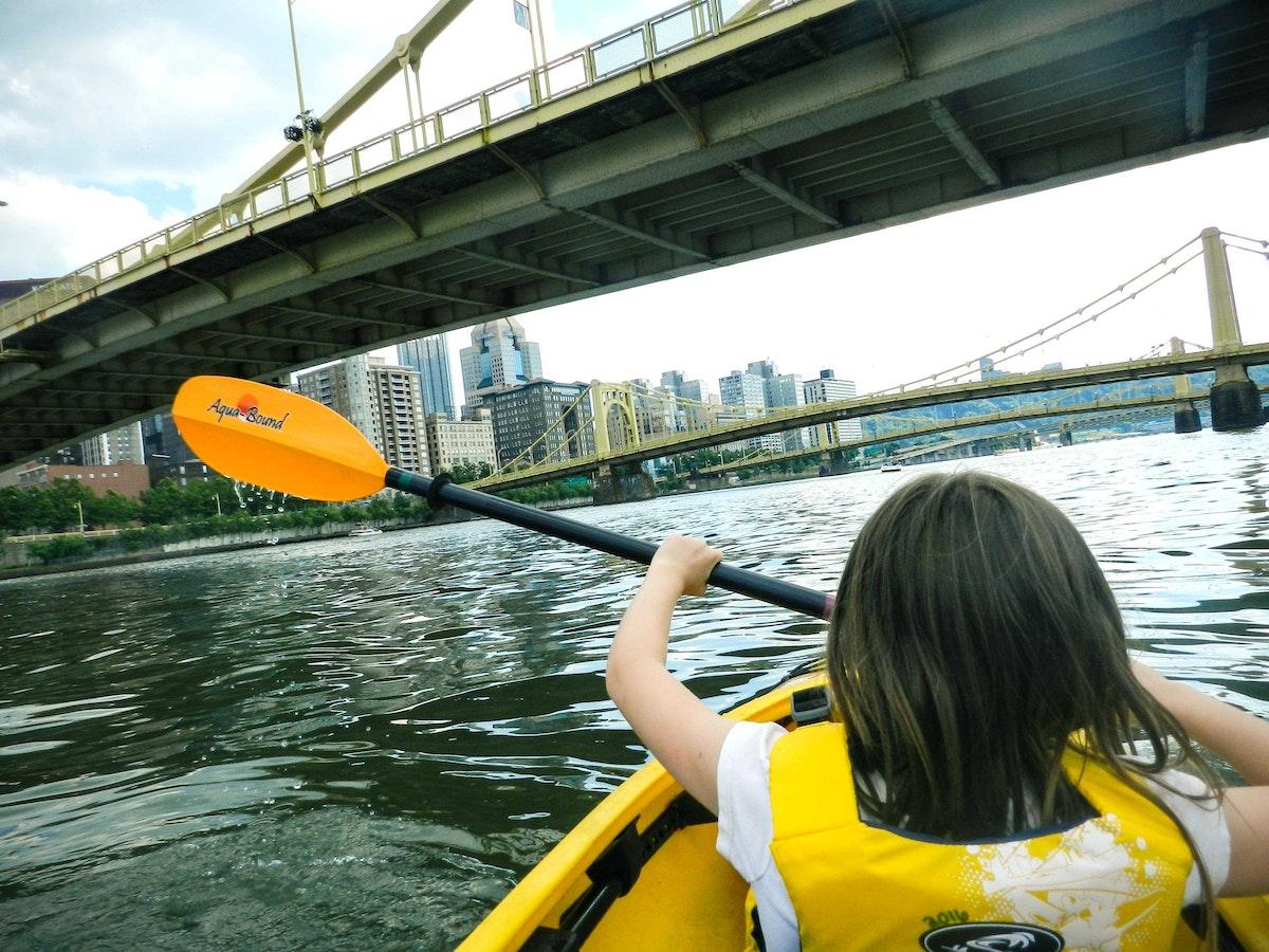 Kayak Pittsburgh