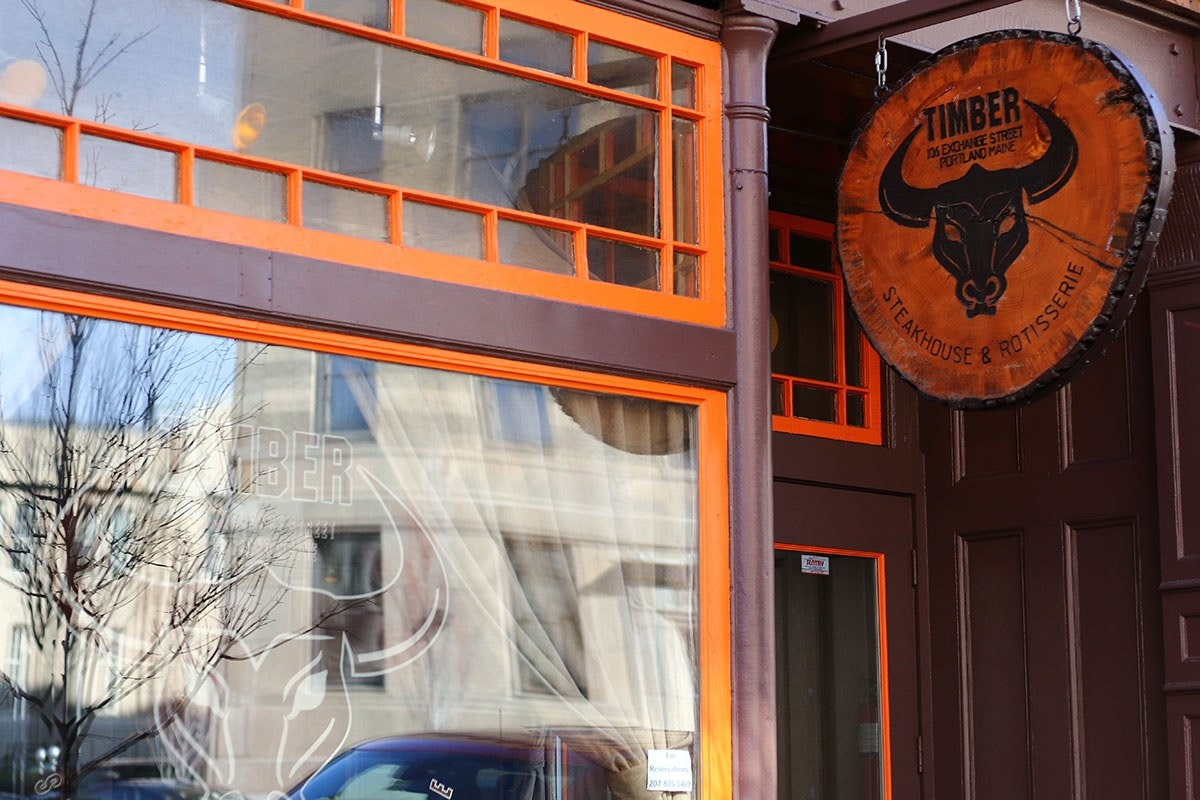 Timber Steakhouse & Rotisserie