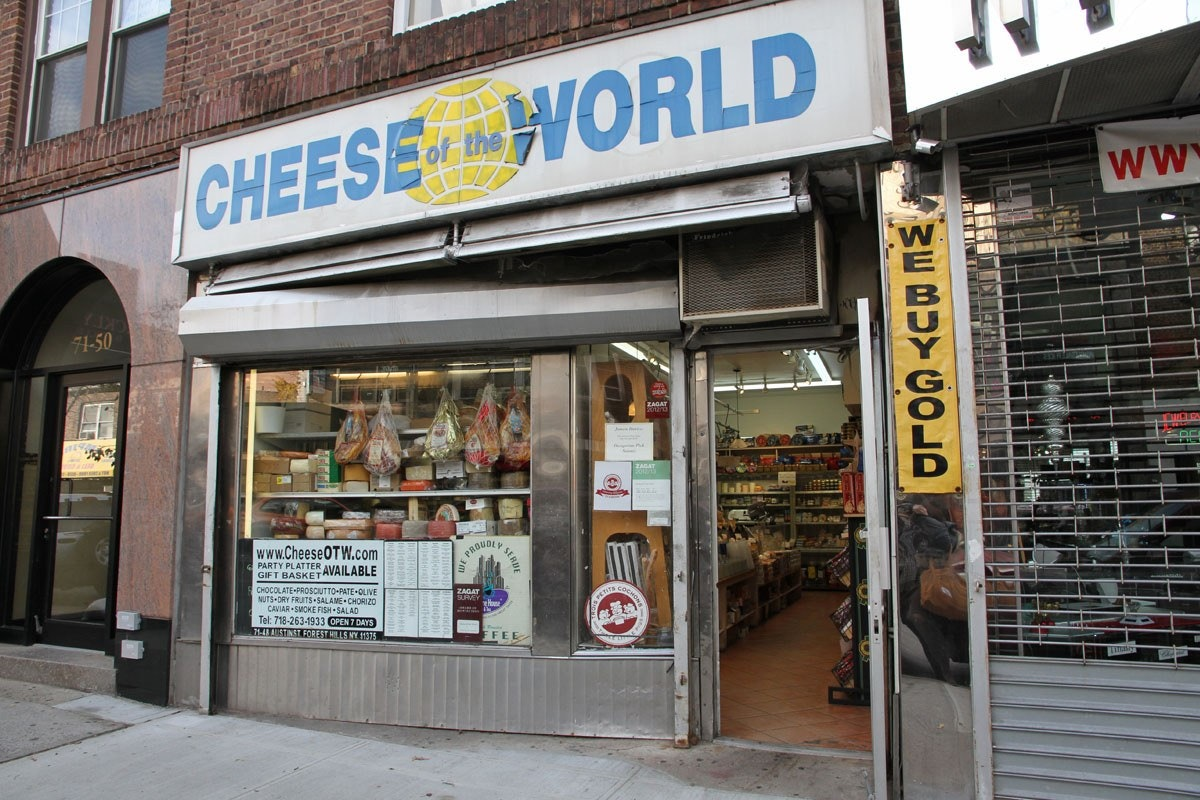 Cheese of the World