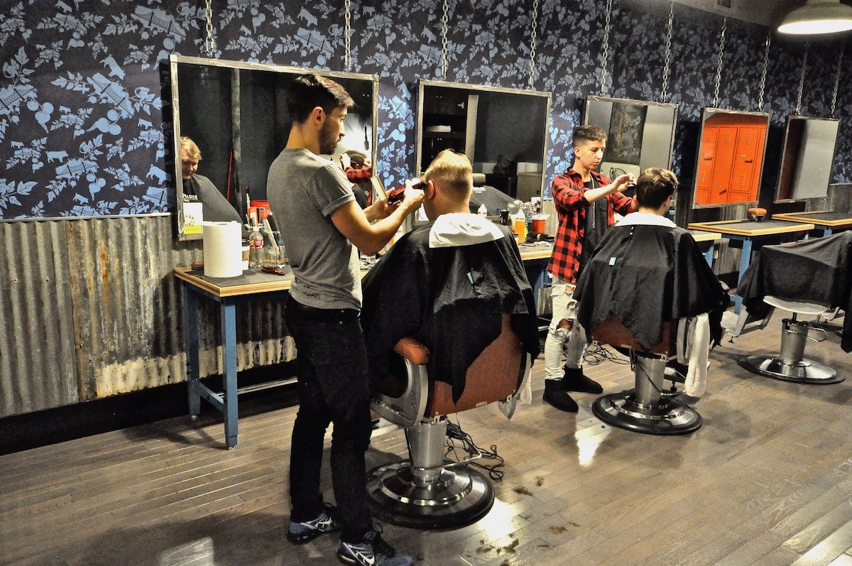 Otis & Finn Barbershop