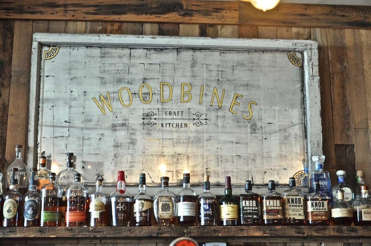Woodbines Craft Kitchen