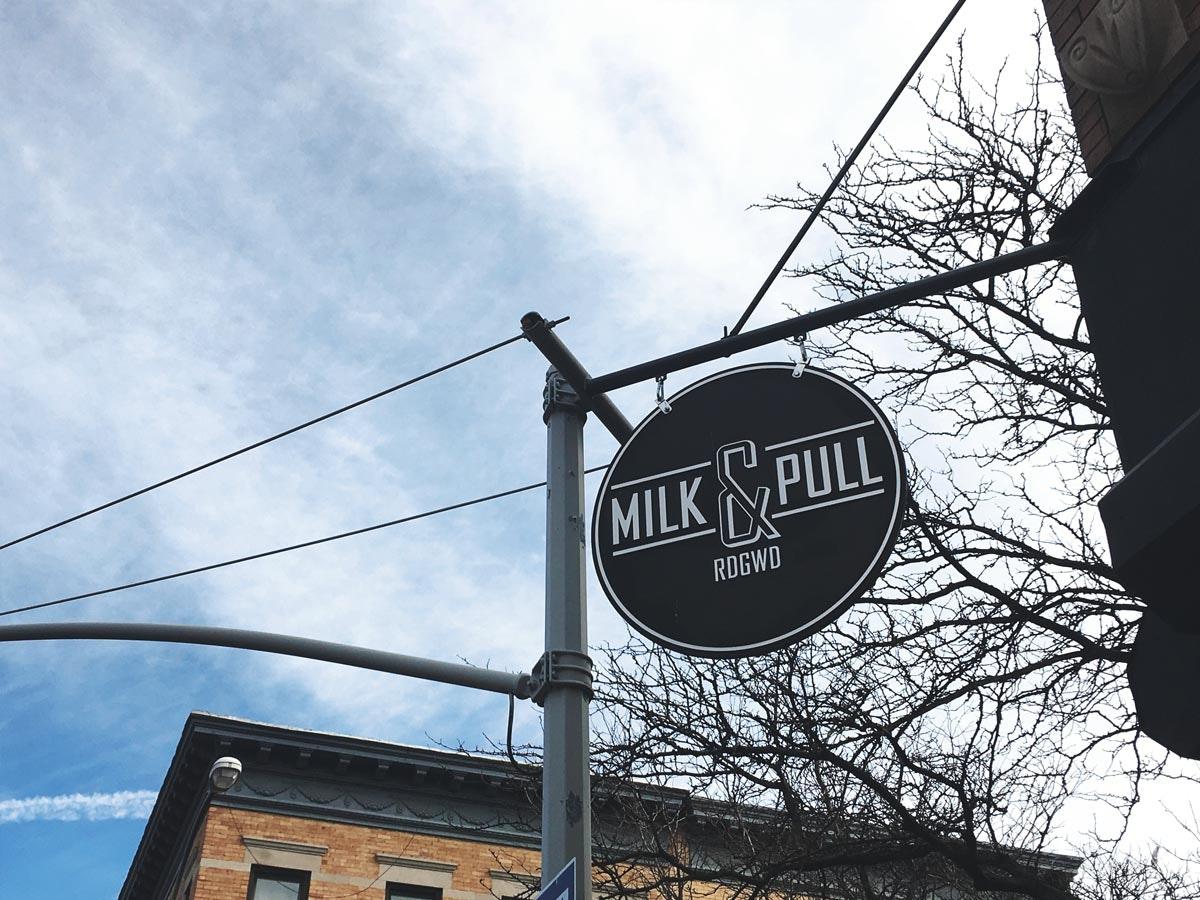 Milk & Pull