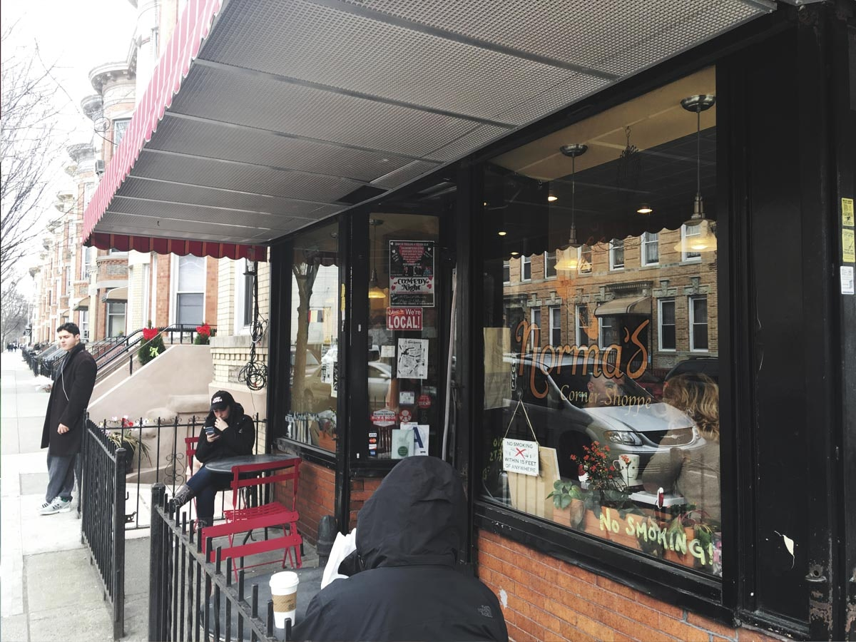 Norma's Corner Shoppe