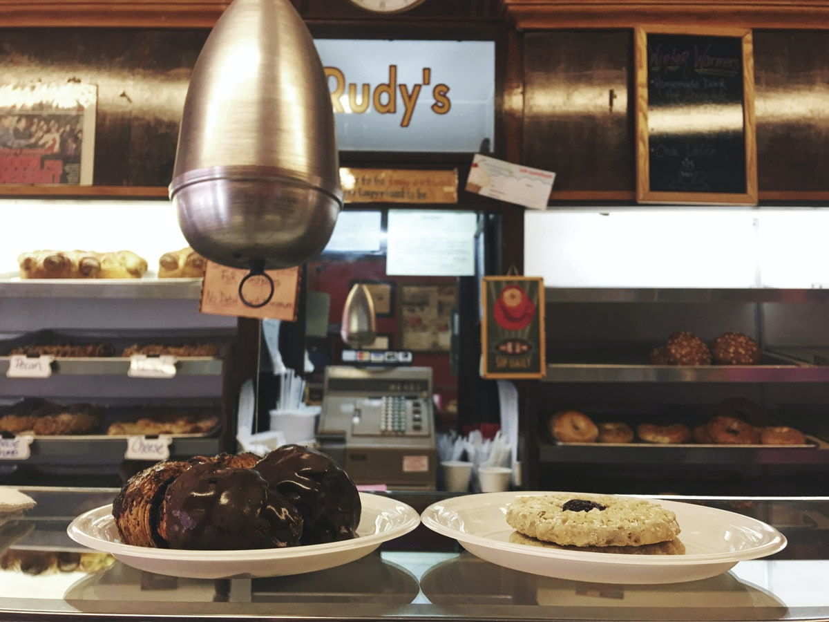 Rudy's Pastry Shop