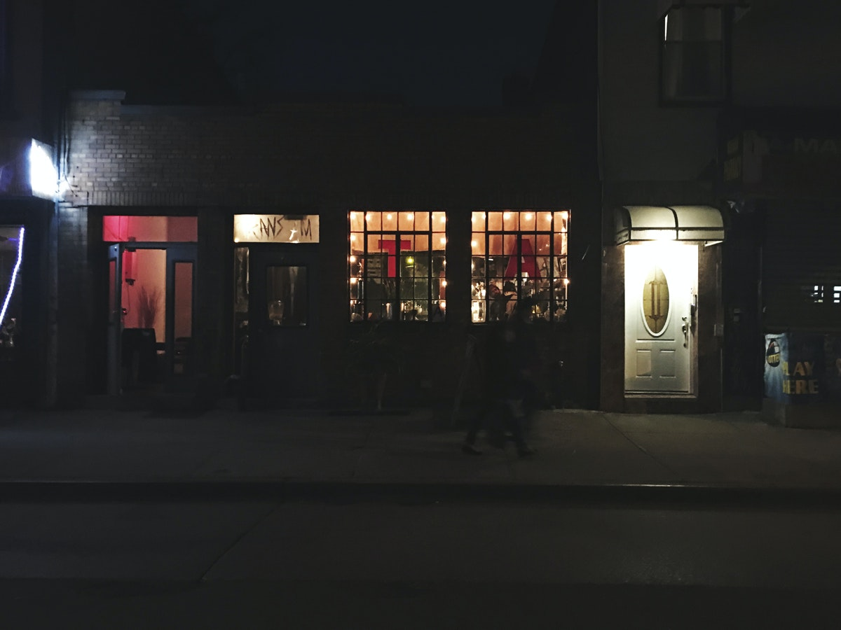 Trans Am Cafe / Trans Pecos