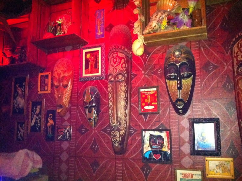 Tiki's Bar and Grill