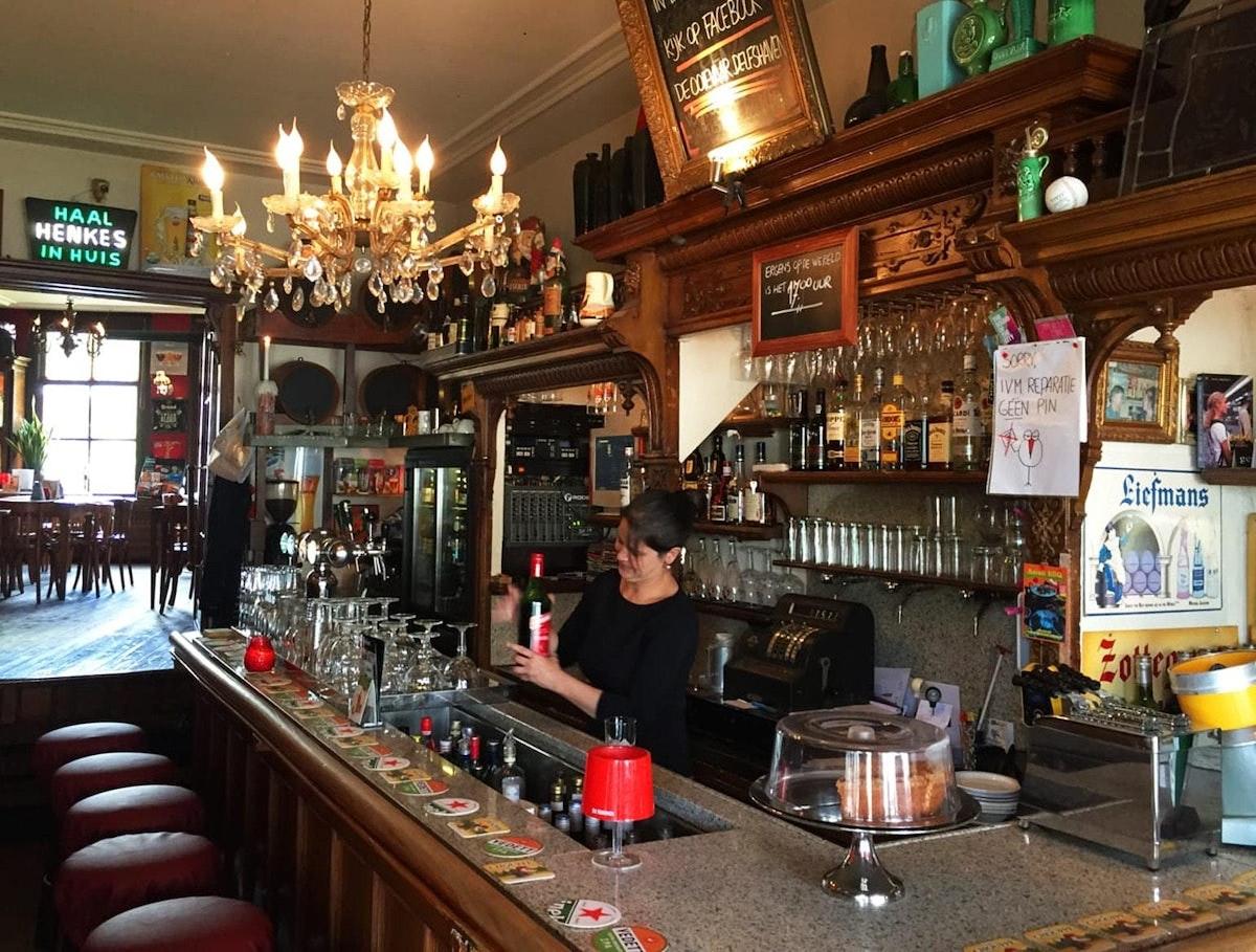 Café de Ooievaar