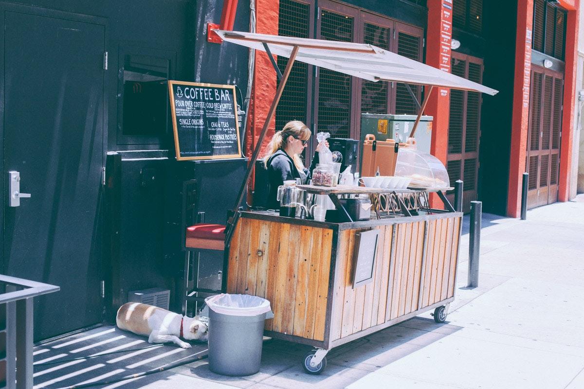 Roast Coach Coffee Bar