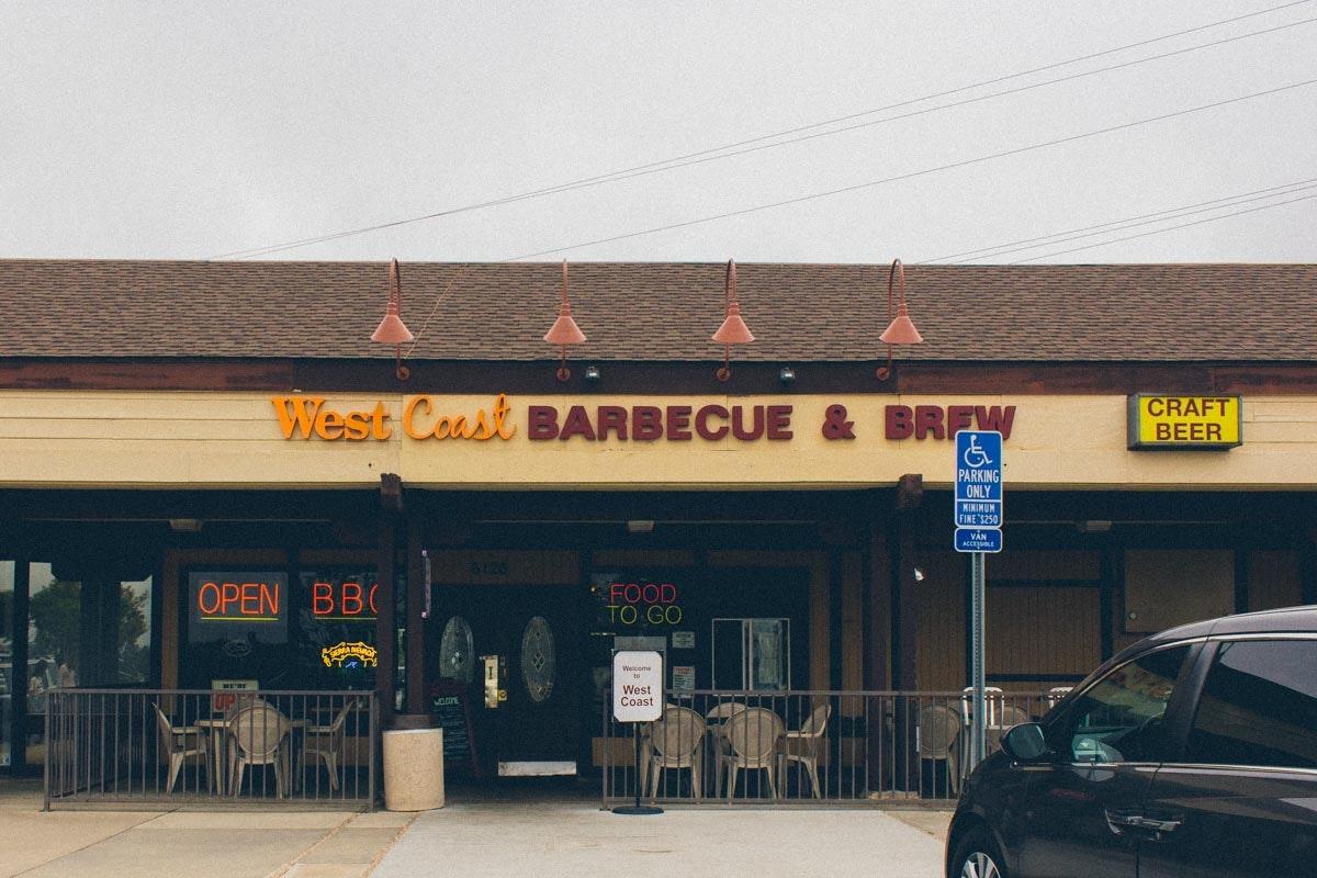 West Coast BBQ