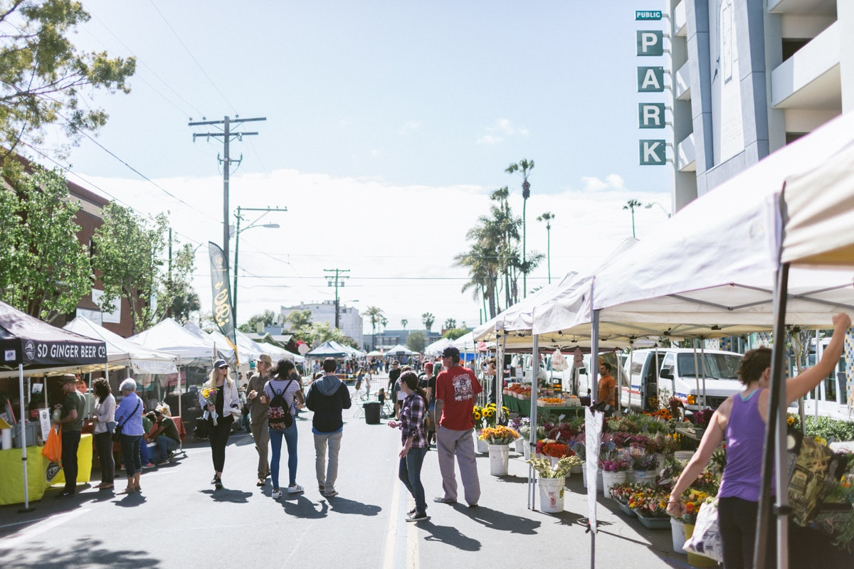 North Park Farmers Market