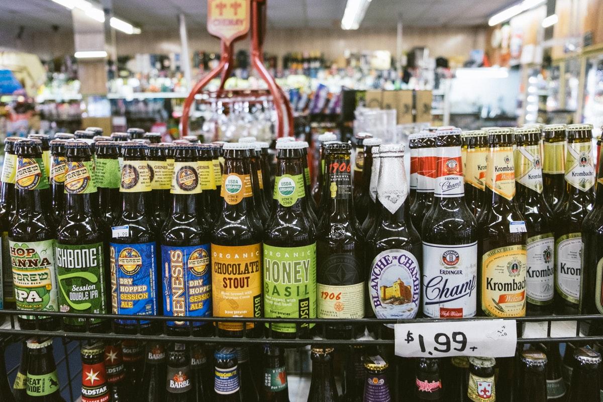Pacific Liquor Beer Shop
