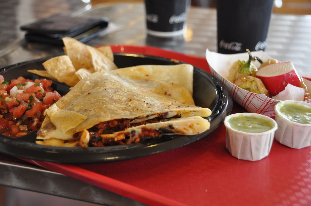 Eat Mexican Food