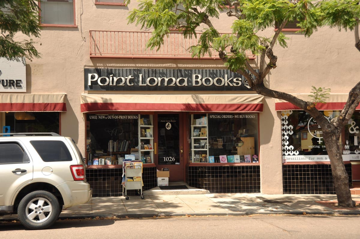 Point Loma Books