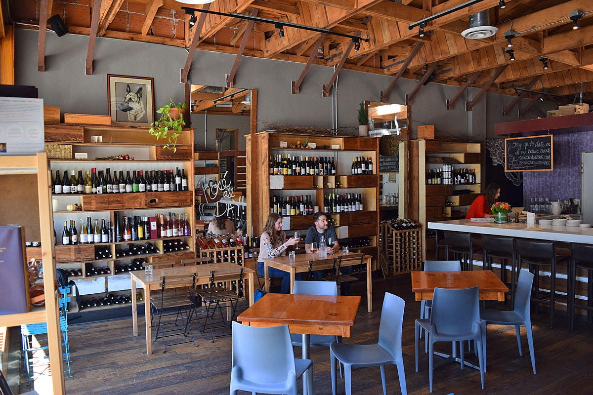 The Rose Wine Bar and Bottle Shop