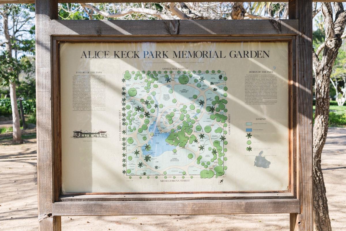 Alice Keck Memorial Garden