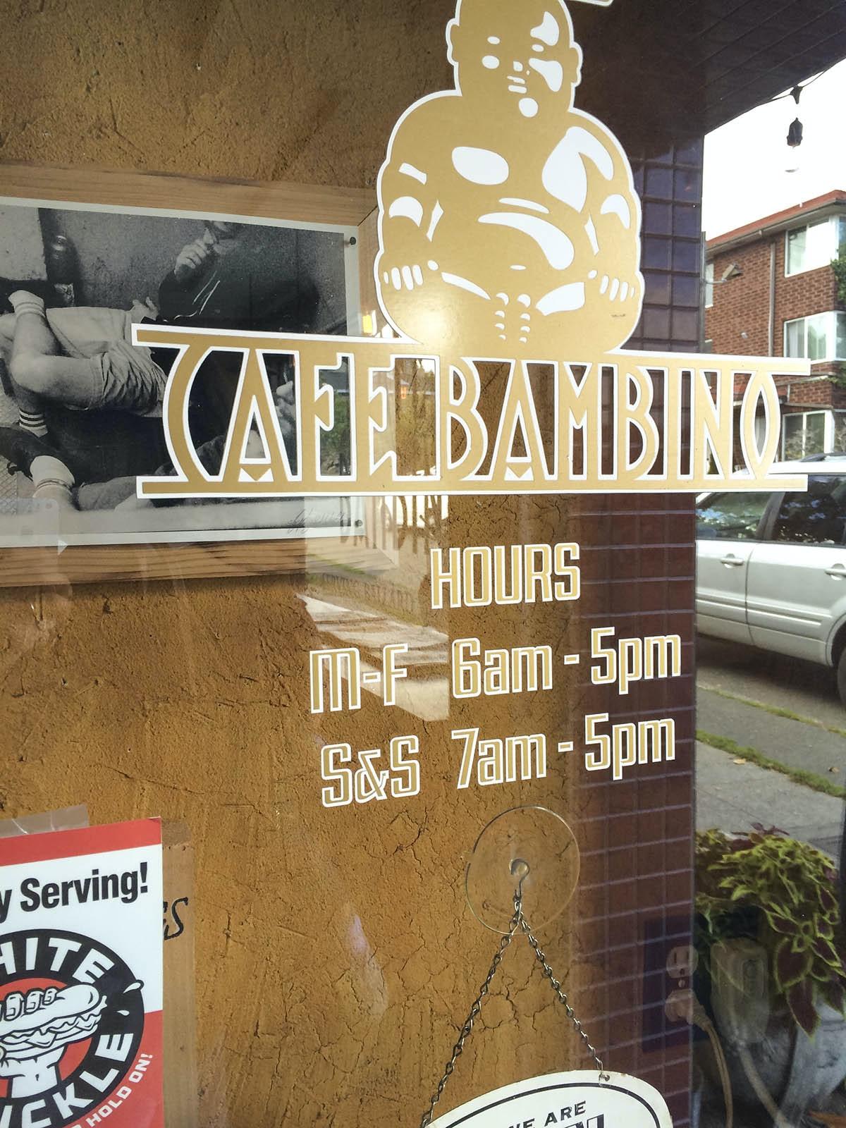 Cafe Bambino