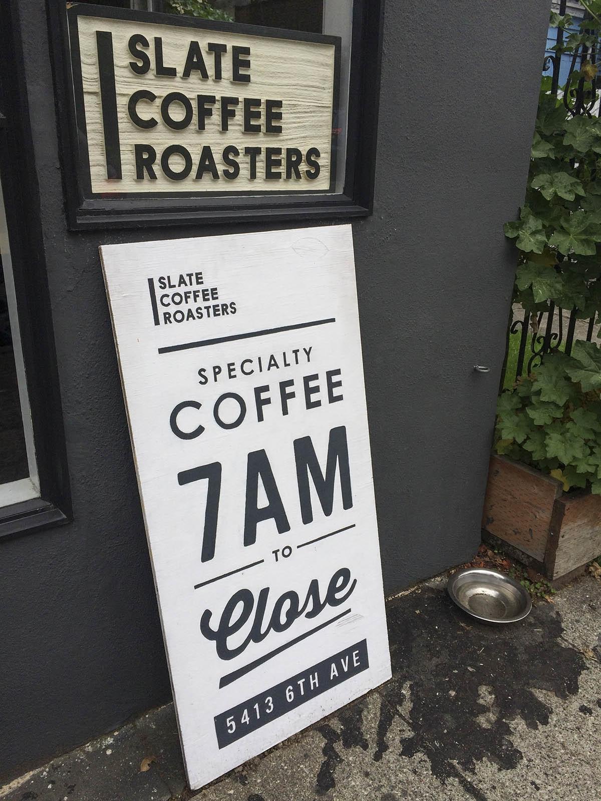Slate Coffee