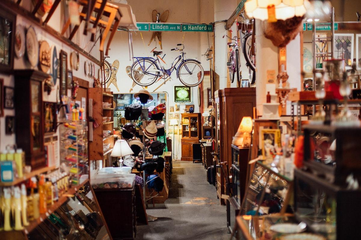 Seattle Antique Market